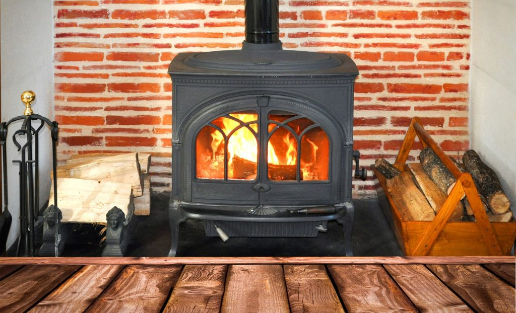 chimney lining for wood burning stoves