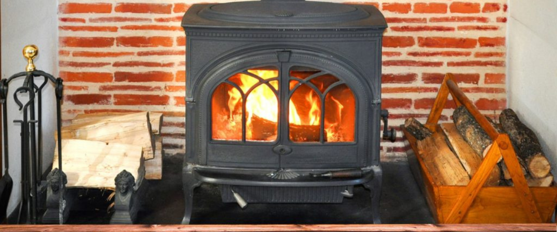 Stoves from thermocrete